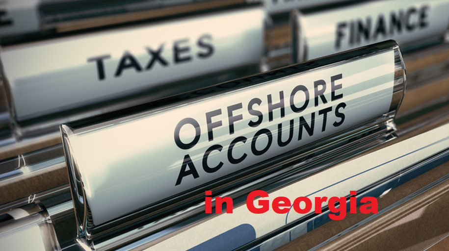 Georgia Offshore Bank Account
