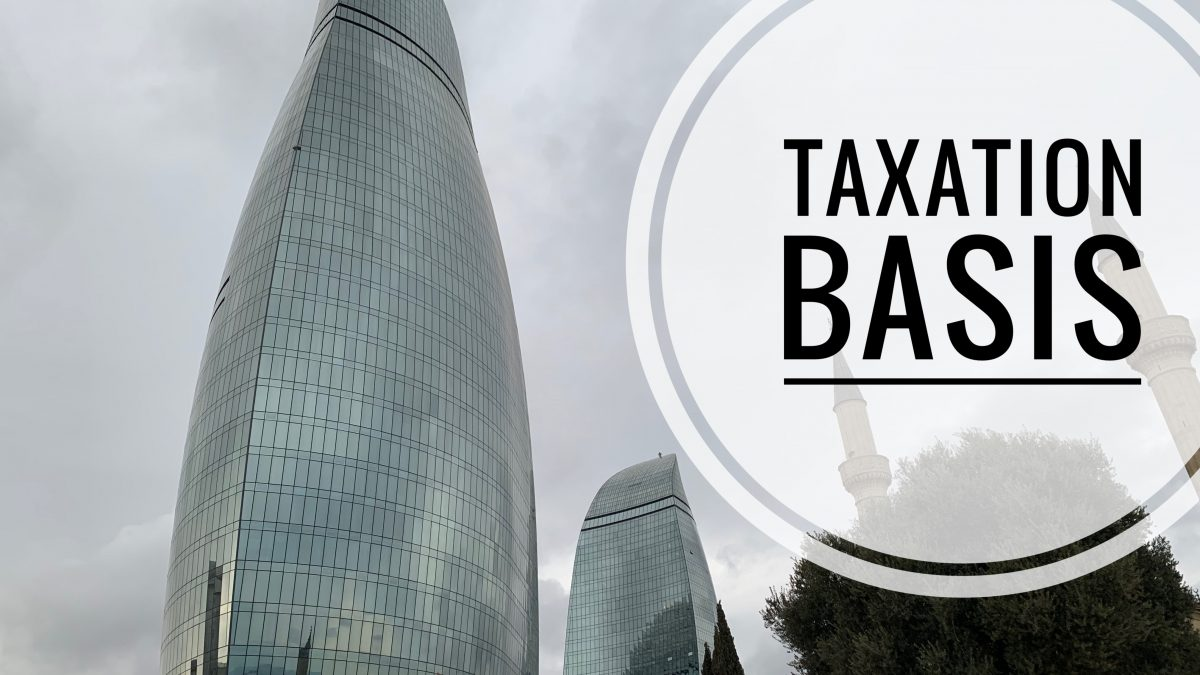"""What is""""Taxation Basis""""?"""