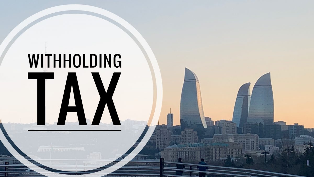 """What is""""Withholding Tax""""?"""