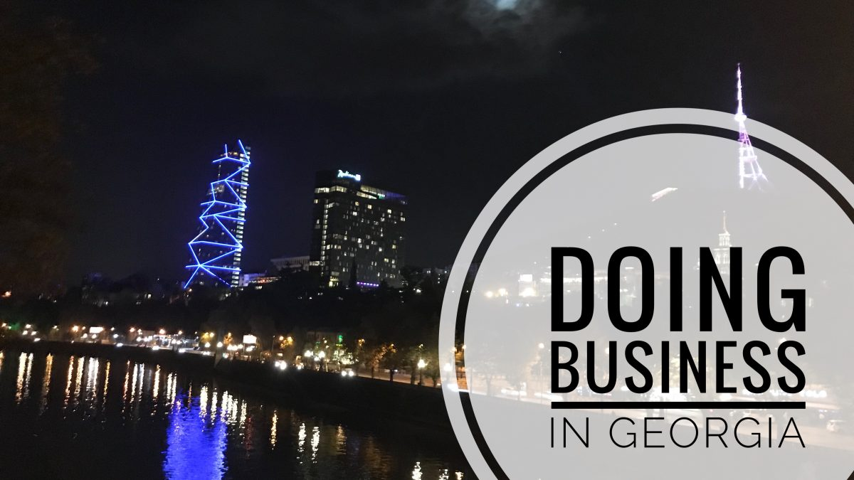 Opportunities in Georgia (country)