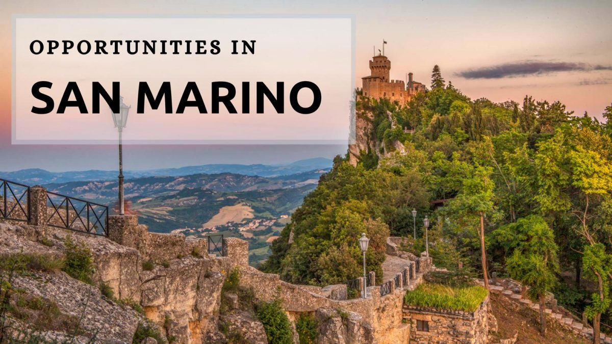 Opportunities in San Marino