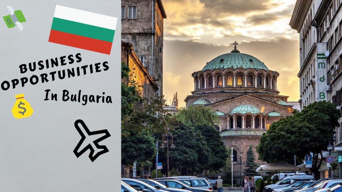 Opportunities for entrepreneurs in Bulgaria