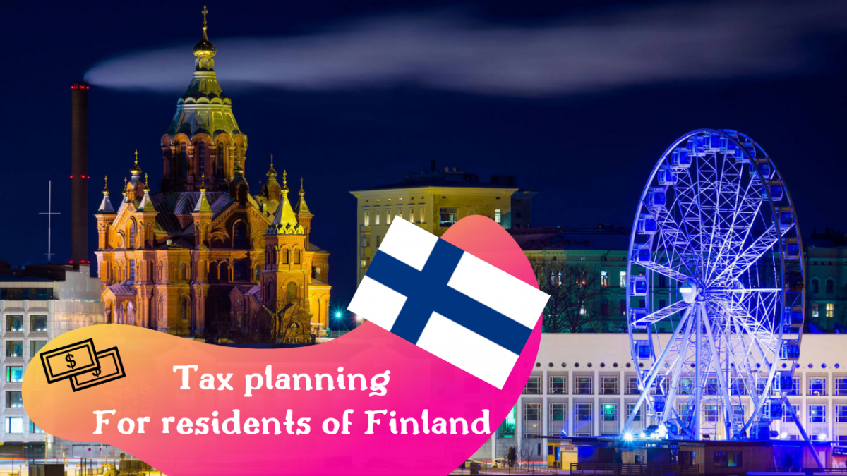 Tax planning for residents of Finland
