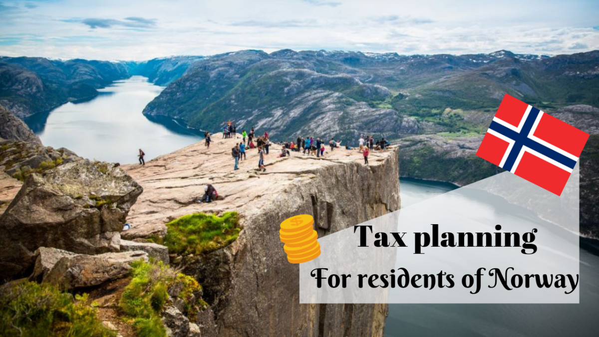 Tax planning for residents of Norway