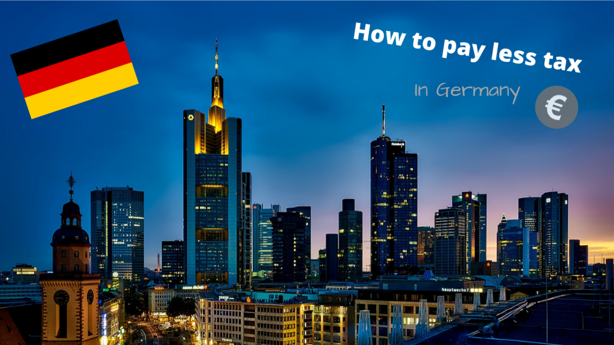 International tax planning for residents of Germany