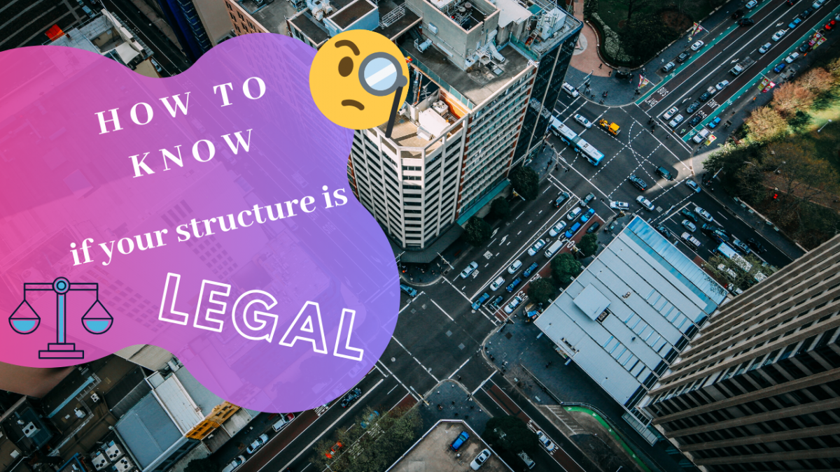 How to know if your tax structure is legal