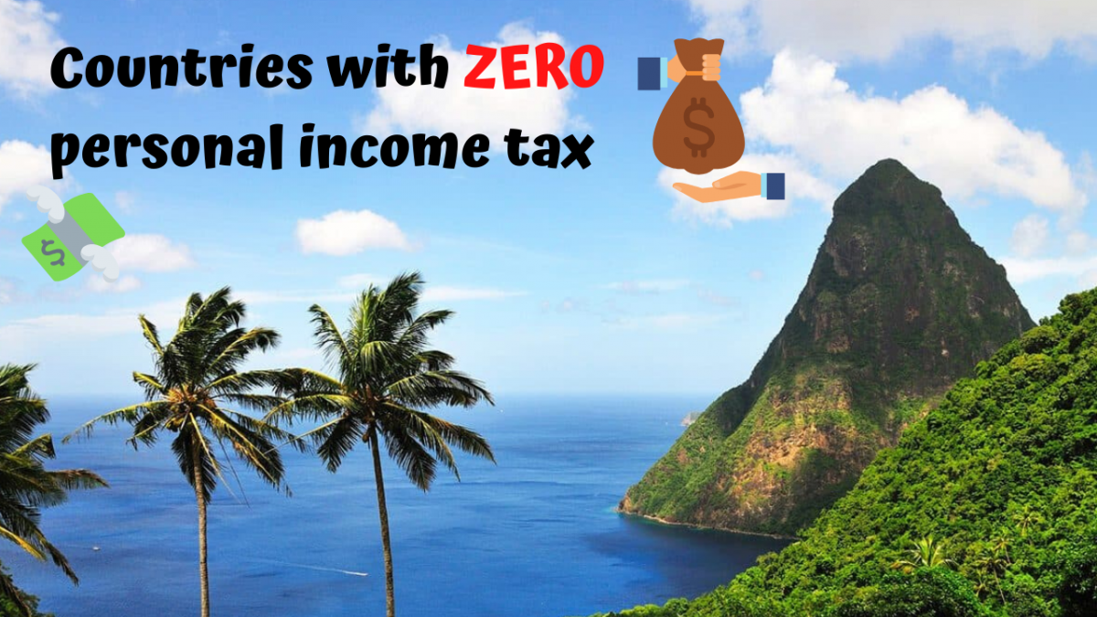 15 countries with Zero personal income tax (2020)